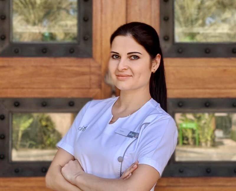 Iryna Marcovych
