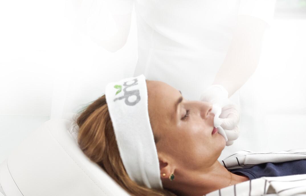 julia facial treatment