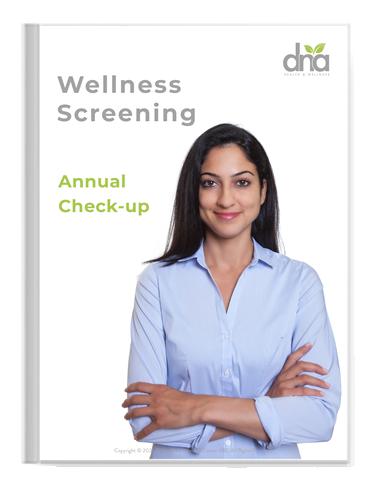 wellness screening annual check