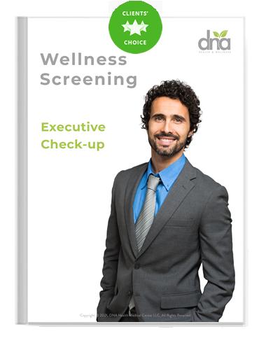 wellness screening executive check up