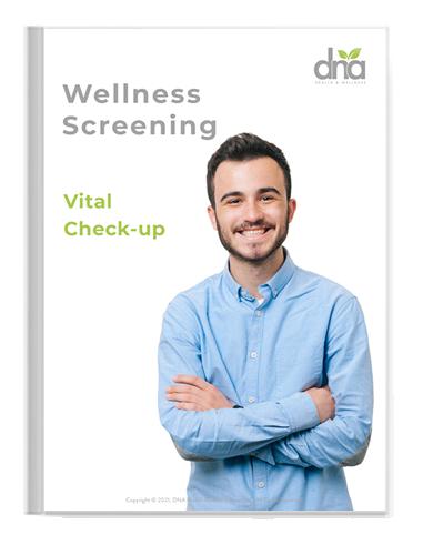 wellness screening vital-check up